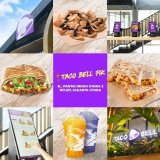 Udah weekend nih. Jadi lo ada rencana mampir ke Taco Bell PIK kapan? 😋 MinBell tunggu tag-an lo di IGS ya! 😁   #WaktunyaTacoBell #TacoBellIndonesia