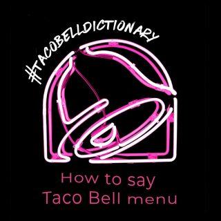 Kalau salah ngomong, MinBell suka kepikiran sampe bulan depan, lho. 😞 Jadi mari kita belajar cara sebut menu Taco Bell yang bener biar makin pede! 😄 Swipe right ->  #WaktunyaTacoBell #TacoBellindonesia