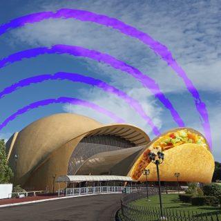 Jika Taco menjadi Keong Mas. ☺️👉🏻👈🏻 #ISEEATACO everywhere, do you?  #WaktunyaTacoBell #TacoBellindonesia
