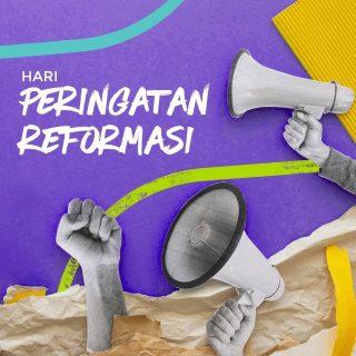 Reformasi adalah sebuah perjalanan bukan sebuah destinasi. Karena reformasi adalah perubahan yang tidak pernah boleh berhenti pada satu titik.  #WaktunyaTacoBell #TacoBellindonesia